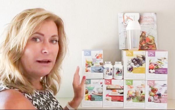Verlies je vakantie kilo's gezond en snel met het afslank concept van beauty studio hanneke.