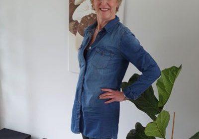 """Marlie Maas, 53 , """"Na jaren jojo'en was PowerSlim mijn laatste poging*"""""""